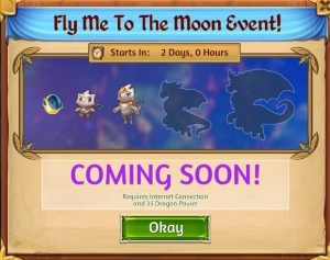 Merge Dragons Fly Me To The Moon Event Cloud Keys Guide