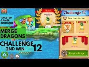 Merge Dragons Challenge 12