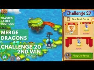 Merge Dragons Challenge 20