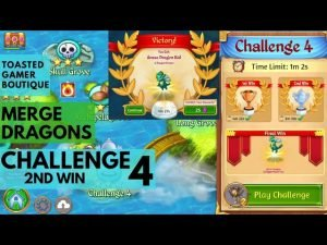 Merge Dragons Challenge 4