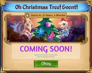 Merge Dragons Christmas Event 2020 Merge Dragons Oh Christmas Tree ! Event Guide Toasted Gamer Boutique